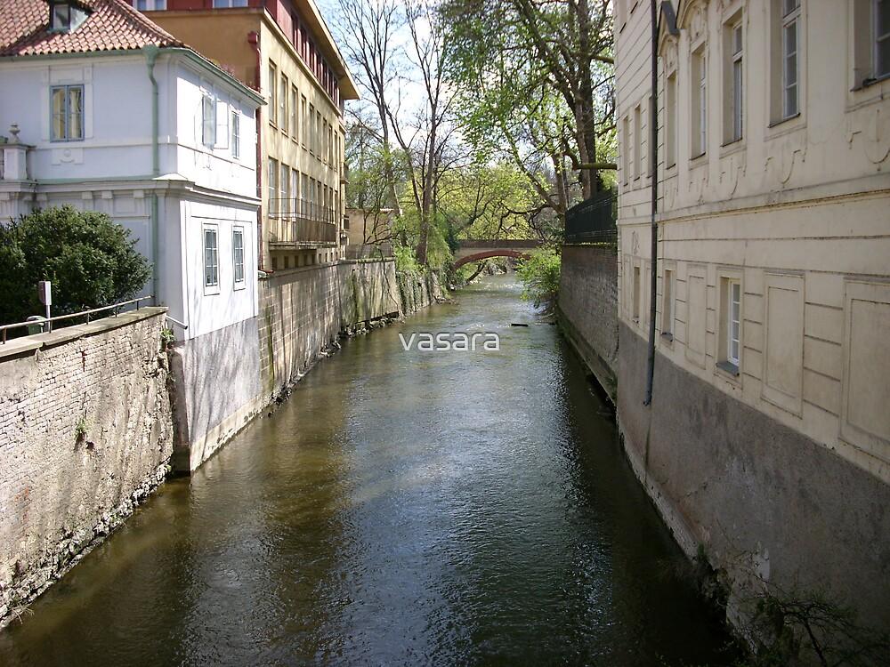 Spring in Prague by vasara