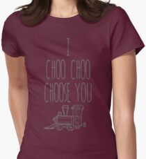I Choo Choo Choose You Valentines Gift T-Shirt