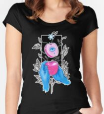 Apple of my Eye Women's Fitted Scoop T-Shirt