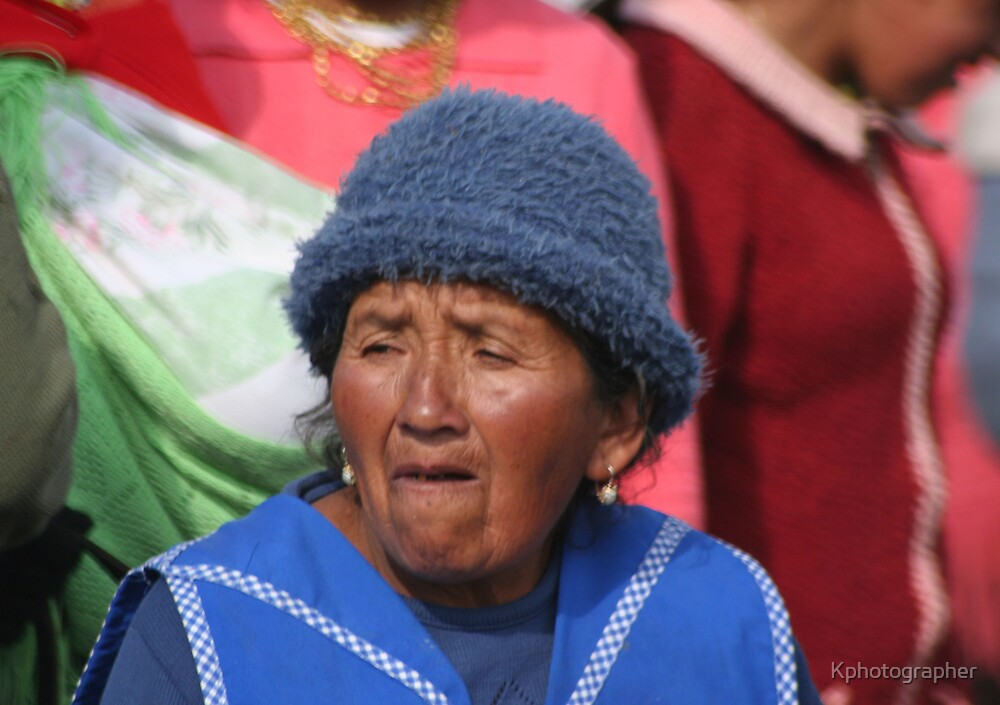 Andean Lady by Kphotographer