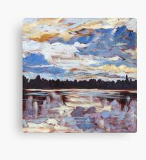 Algonquin Park Sunset Canvas Print