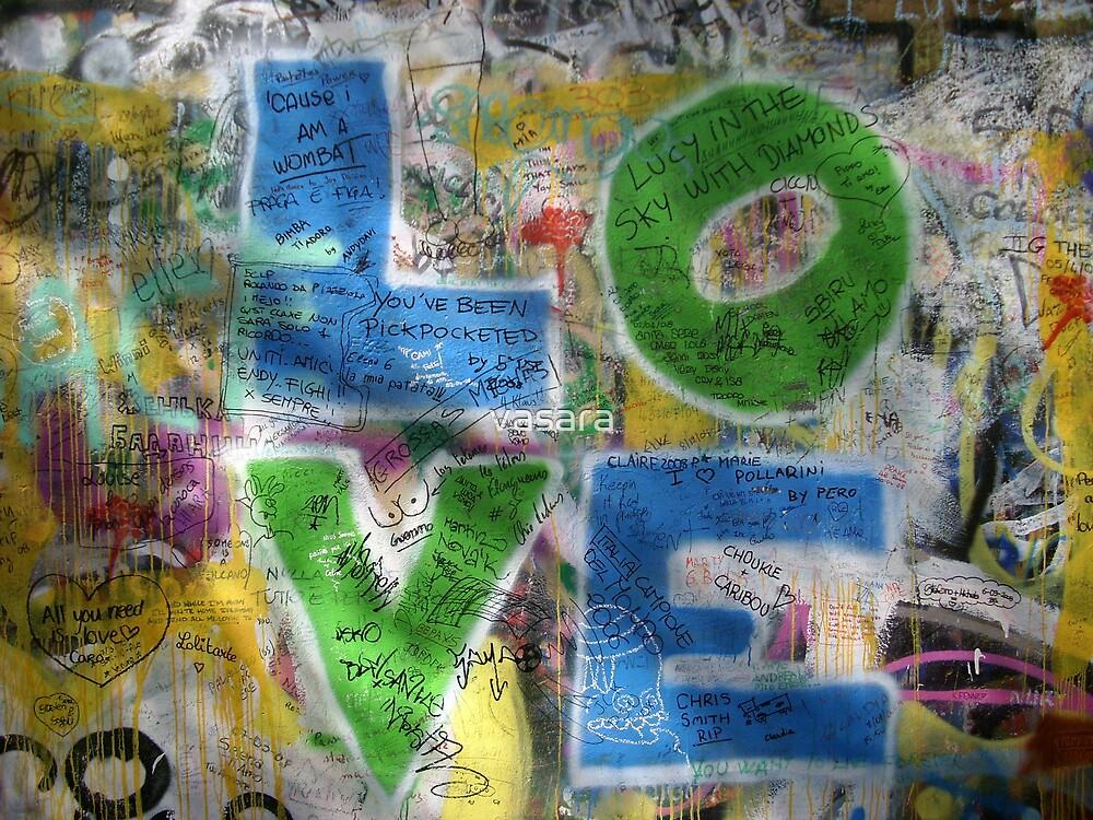 Remembering John Lennon by vasara