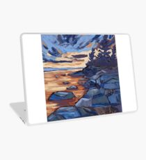 Sunset in Algonquin park  Laptop Skin