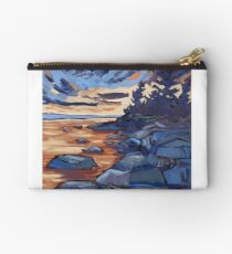 Sunset in Algonquin park  Studio Pouch