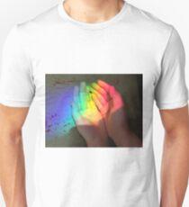 Rainbow Hope Hands T-Shirt