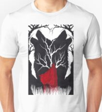 Little Red Riding Hood Grimm Brothers Fairy Tale Unisex T-Shirt