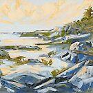 West Coast Rocks by saraalexmullen