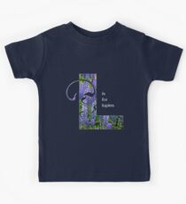 L is for lupins Kids Clothes