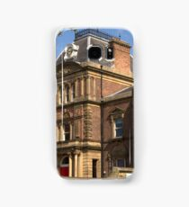 Liverpool streetscape Samsung Galaxy Case/Skin