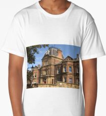 Liverpool streetscape Long T-Shirt
