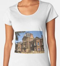 Liverpool streetscape Women's Premium T-Shirt