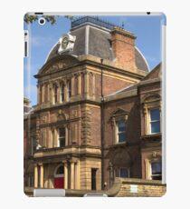 Liverpool streetscape iPad Case/Skin