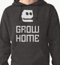Grow Home Logo Pullover Hoodie