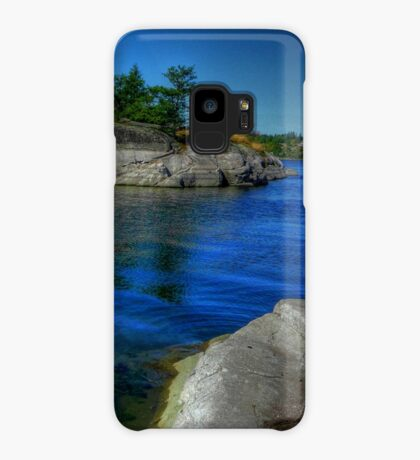 Heart of the Canadian Shield Case/Skin for Samsung Galaxy
