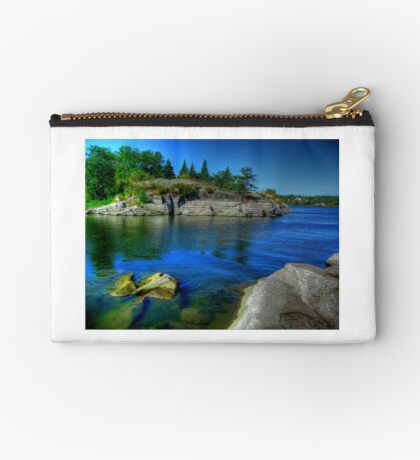 Heart of the Canadian Shield Studio Pouch