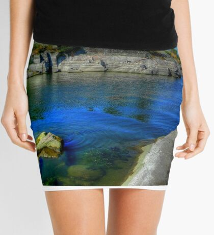 Heart of the Canadian Shield Mini Skirt
