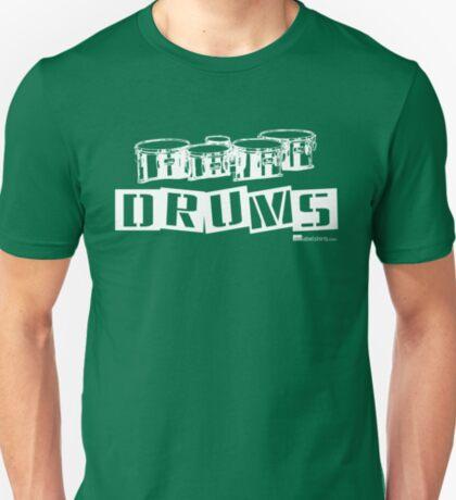 Label Me A Tenor Drum (White Lettering) T-Shirt