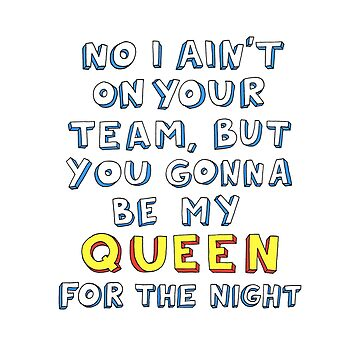 My Queen for the Night by mimeomia