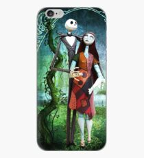 JACK AND SALLY A STRANGE AND WONDERFUL LOVE iPhone Case