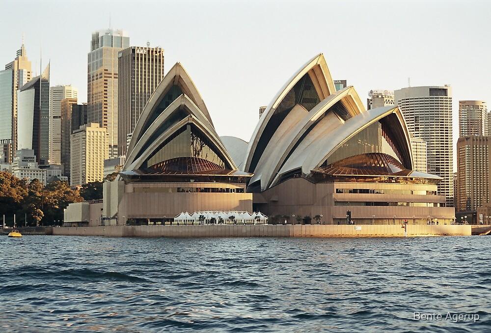 Hello Sydney by Bente Agerup