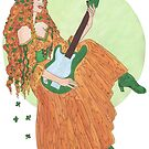 Electric Lady Ireland by redqueenself