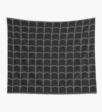 Webbing Black Wall Tapestry