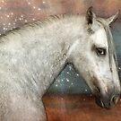 Majestic Horse by Zehda