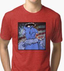 Sam the Eagle Tri-blend T-Shirt