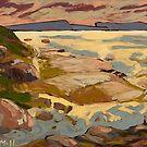 West Coast Sunset by saraalexmullen