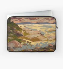 West Coast Sunset Laptop Sleeve