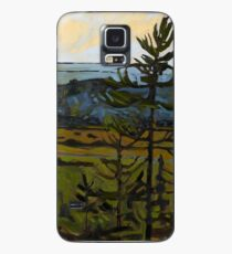 Lookout at Sunset Case/Skin for Samsung Galaxy
