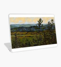 Lookout at Sunset Laptop Skin