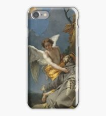 The Stigmatization Of Saint Francis 1767 - 1796 Giovanni Battista Tiepolo iPhone Case/Skin