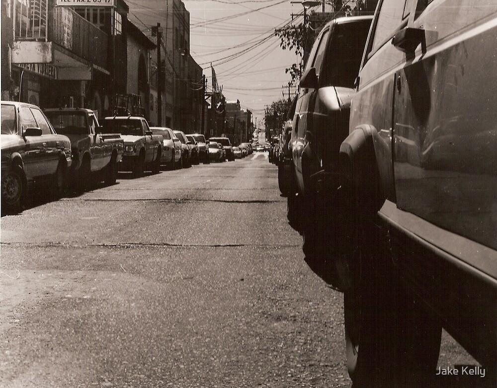 Parade by Jake Kelly