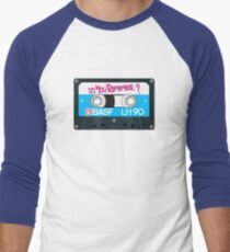 Vintage Audio Tape - BASF - Do You Remember? T-Shirt