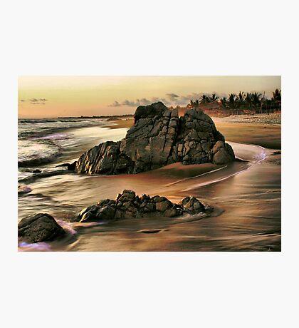 Evening on the Playa Photographic Print