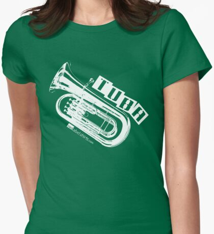 Label Me A Tuba (White Lettering) T-Shirt