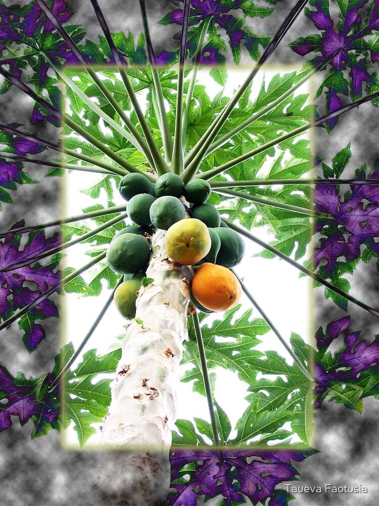 Fifteen Papayas by taueva faotusia