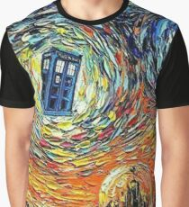 """Doctor Who - """"This Is Galifrey"""" Graphic T-Shirt"""