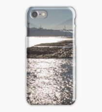 Port Mann SkyTrain Bridge   iPhone Case/Skin