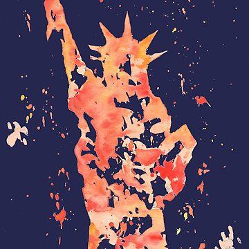 Lady Liberty by khelland