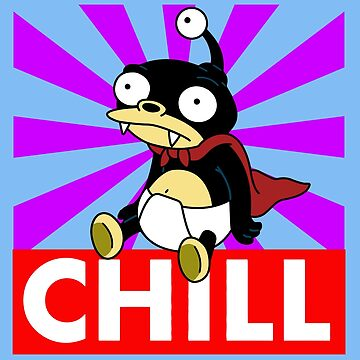 Chill, Phill ! by willpete