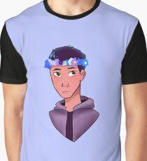 Jaime Reyes Flower Crown Graphic T-Shirt
