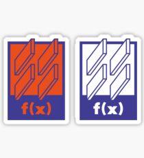F(x) Sticker