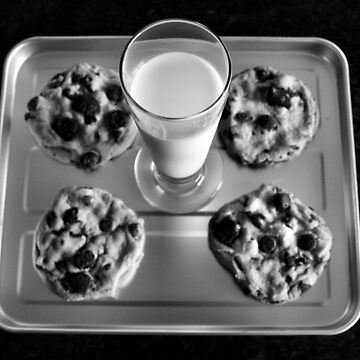 Cookies and milk by astone