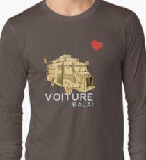 Voiture Balai Long Sleeve T-Shirt