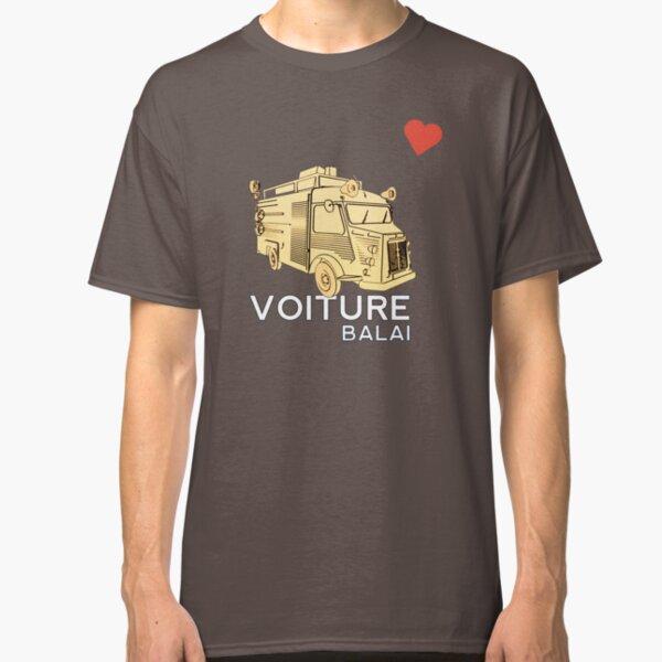 Voiture Balai Classic T-Shirt
