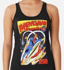 Marvelman Family Annual Classic Cover Racerback Tank Top