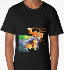 The fox and the hound Long T-Shirt