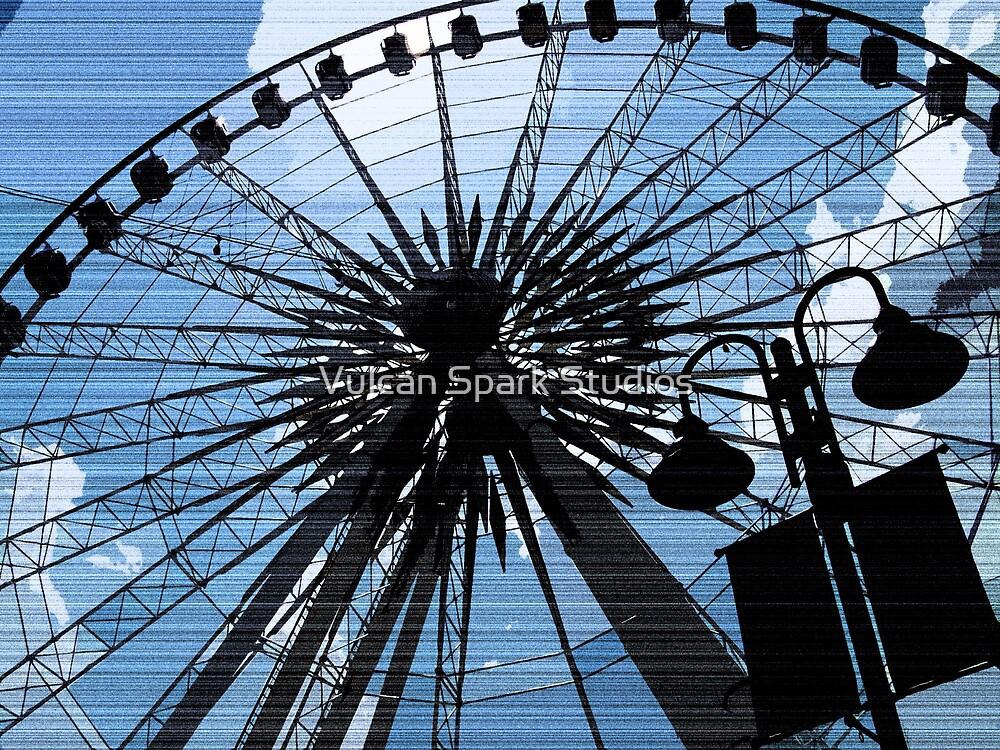 Sky Wheel 3 by Vulcan Spark Studios